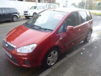 Ford C-MAX Style,nice clean tidy MPV,full MOT,runs and drives well,great family car,great mpg