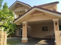 Thailand - Chiang Mai : Detached family home in gated community