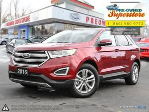 2016 Ford Edge SEL **LEATHER**