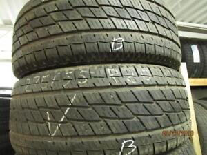 275/60R20  2 ONLY USED TOYO A/S TIRE