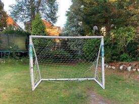 Samba goal frame + net 8ft by 6ft