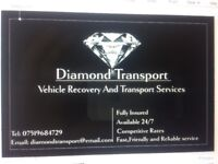 Diamond Vehicle Transport and Recovery Service