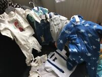 Brand new baby clothes bundle 3-6 months