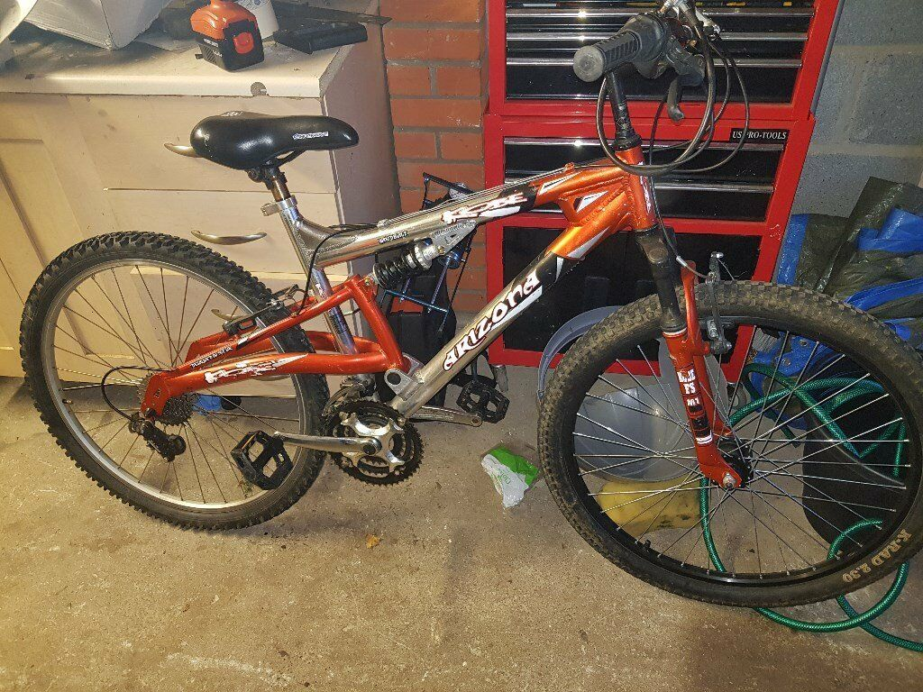 Arizona Kobe Hand Made Mountain Bike In Bury St Edmunds Suffolk