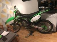 Kx 125 2005 not cr sx yz rm