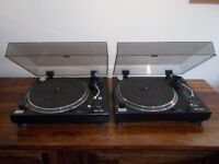 SOUNDLAB DLP 3R DIRECT DRIVE TURNTABLES/TECHNICS 1210/1200 COPIES/STOCK CLEARANCE