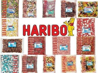 Wholesale Sweets Bulk Bags 3KG Cheap HARIBO Haribo Retro Candy 3kg 3 kg