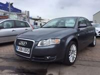 2006 06 AUDI A4 2.0 TDI SPORT HIGH SPEC CAR WITH SAT NAV 140BHP EDITION QUICK CAR CHEAP BARGAIN MOTD