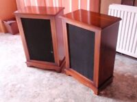 Pair of Speaker Cabinets