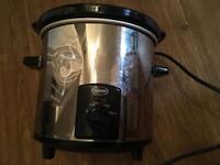 Brand new Haden 3L slow cooker