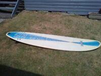 "TIKI BLADE (MINIMAL) 7'6"" SURFBOARD"