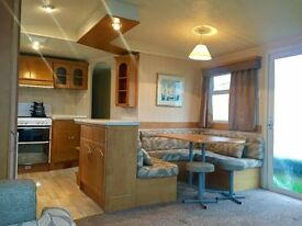 STATIC CARAVAN FOR SALE NORTH WALES SITED