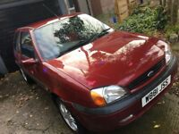 Ford Fiesta 1.25 2000 91k GREAT FIRST CAR