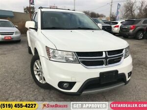 2015 Dodge Journey SXT | 7PASS
