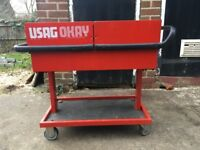 USAG Professional Tool Trolley