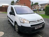 2008(58)CITROEN BERLINGO 1.6 HDI, IMMACULATE INSIDE & OUT, ONLY 47,000 GENUINE LOW MILES, FSH