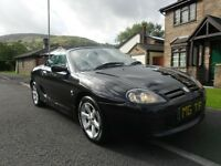 mg tf 135 1.8 16v convertable roadster.