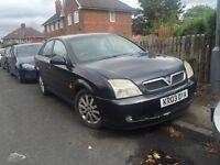Vauxhall vectra 2.0d diesel 2003 MOT&TAX - not Mondeo Passat zafira Laguna avensis accord a4