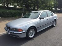 BMW 5 Series 535i AN CLEAN EXAMPLE LEATHER/AUTO/F.S.H/PRESTINE! 1998 (S reg), Saloon