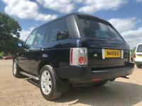 Range Rover Vogue low mileage high spec
