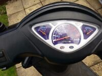 125 scooter to swap