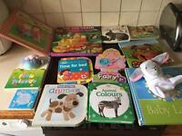 Baby/toddler board books