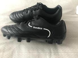 Boys Sondico football boots size 13 worn once!