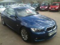 08 PLATE BMW 320I M-SPORT 3DR COUPE 67000MILES £7500