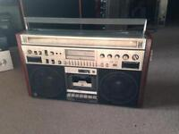 National Panasonic RX-5700 Super Rare Boombox Ghettoblaster