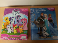 Busy Books - My Little Pony and Frozen