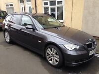 BMW 320d Touring Edition SE - 12 months MoT, history, 4 new tyres