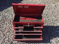 9 draw tool box top box