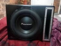 Bass Box (Pioneer Sub)