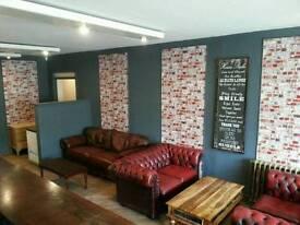Lucrative Café, Bar &Bistro business reduced for quick sale.