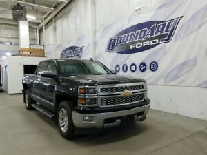 2015 Chevrolet Silverado 1500 LTZ W/ Leather, Back Up Camera