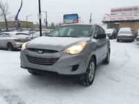 2012 Hyundai Tucson LEATHER LOADED, APPLY & DRIVE TODAY!!!