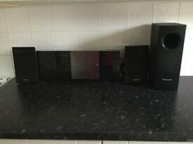 Panasonic surround system