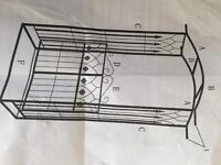 Decorative gate. Brand new