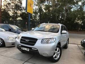 2008 Hyundai Santa Fe Auto SX Limited ALL POWER OPTIONS LONG REGO Sutherland Sutherland Area Preview