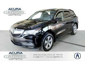 2015 Acura MDX SH-AWD  CUIR+TOIT+BLUETOOTH+CAMERA+++