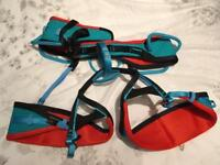 Mission women's climbing harness