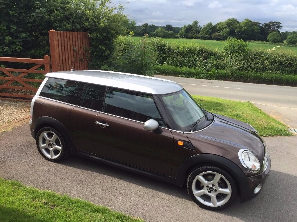 Mini Cooper Clubman 1 6 Petrol 5 Seater Version With Full Service History And Mot