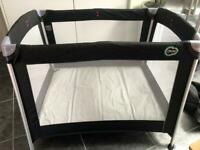 As new, travel cot/playpen, amazing condition, smoke and pet free house