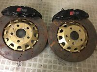 Audi rs3 front brakes 370mm