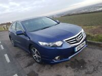 2012 HONDA ACCORD 2.2 I-DTEC ES GT TOP SPEC CIVIC VW PASSAT GOLF AVENSIS PRIUS MONDEO A3 A4 S60 V40