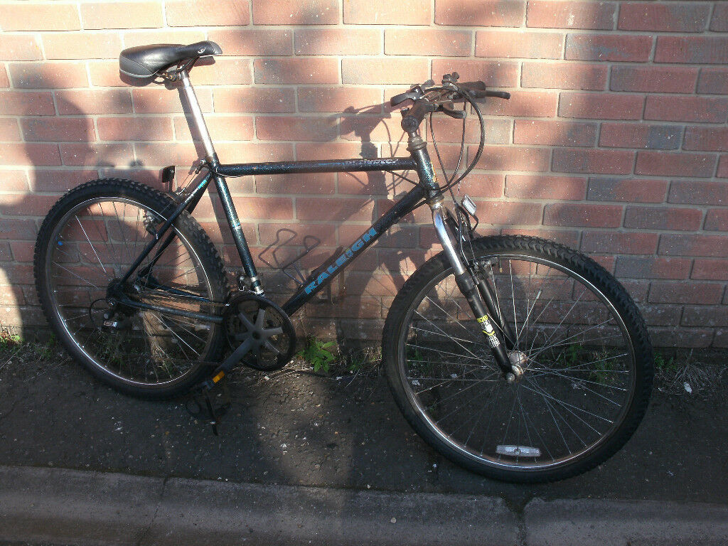 Raleigh Activate Mountain Bike