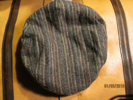 KIDS FLAT CAP NEW WITH TAGS SIZE 54CM GREAT FOR FANCY DRESS