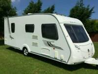 2009 Swift Challenger 540 4 Berth Fixed Bed