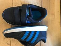 Adidas size 6 trainers