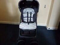 Pram Stroller for baby Excellent condition with car seat